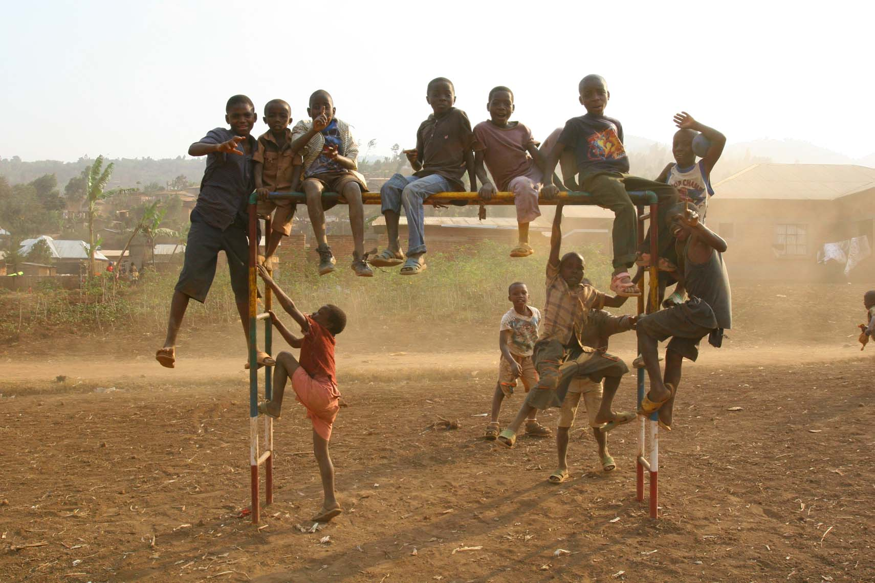 Escuela pública República Democrática del Congo