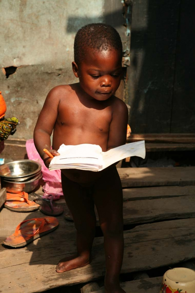 Escuela de calle Lagos (Nigeria)